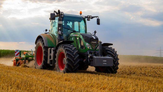 Kreditas žemės ūkio technikai