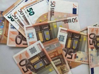 Paskolos eurais